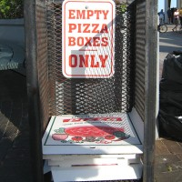 Perfluorinated Chemicals in Pizza Boxes Pose Danger to Human and Environmental Health