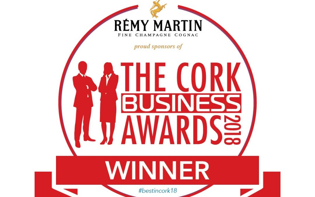 SME OF THE YEAR – CORK BUSINESS AWARDS 2018