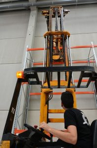 The Importance of a Well-Trained Workforce - forklift training
